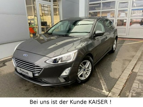 Ford Focus Cool&Connect Sicht Winter Tagfa