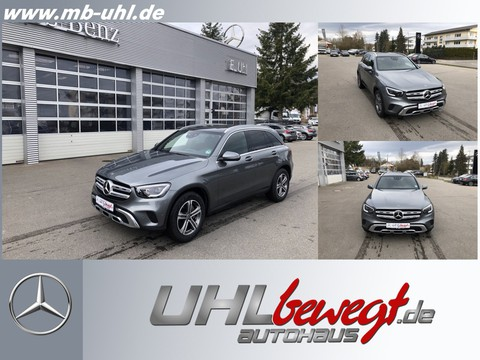 Mercedes-Benz GLC 200 Exclusive Easy-Pack