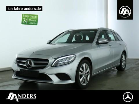 Mercedes-Benz C 180 T Avantgarde Spur-P