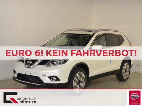 Nissan X-Trail 1.6 N-Vision dCi Safety-