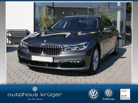 BMW 750 i Steptronic Vollausstattung