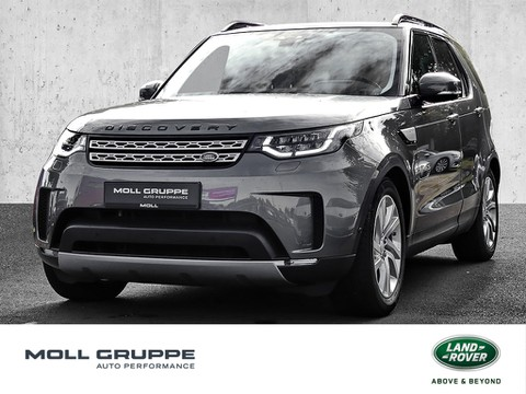 Land Rover Discovery 3.0 5 TD6 HSE AWD AUtomatik