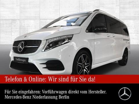 Mercedes-Benz V 300 Edition AMG MBUX Burmester