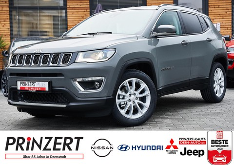 Jeep Compass 1.3 MT Limited Smart Tech Edition