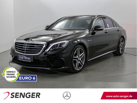 Mercedes S 63 AMG undefined