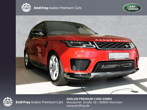 Land Rover Range Rover Sport D250 (SDV6) HSE