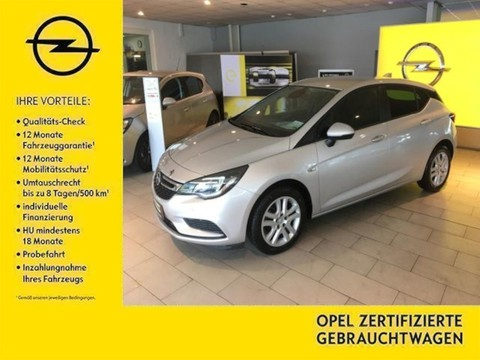 Opel Astra 1.4 K Turbo Edition (Euro 6d-)