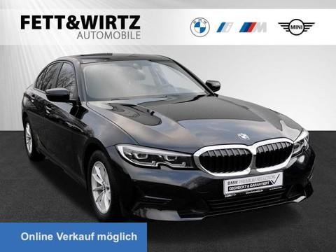 BMW 320 d LC DA Parkass