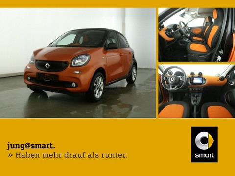 Smart ForFour passion Cool&Mediap &