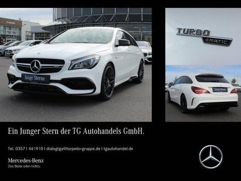 Mercedes CLA 45 AMG SB AMGSPORT-ABGASANLAGE