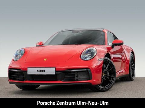 Porsche 992 911 Carrera 4 Sitzbelüftung