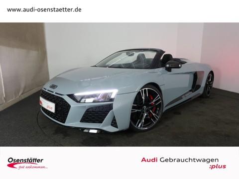 Audi R8 5.2 Spyder V10 performance