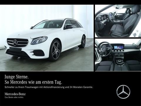 Mercedes E 200 T AMG Nightp