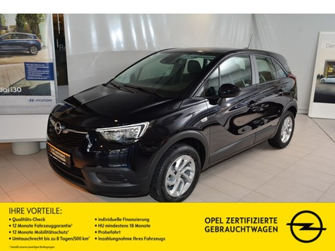 Opel Crossland X 1.2 Edition Automatik