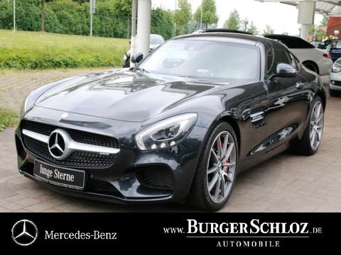 Mercedes AMG GT S Designo Perf Sitze Burmester