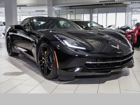 Corvette C7 Cabriolet Automatik schwarz