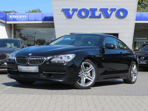 BMW 640 d Coupe Automatik