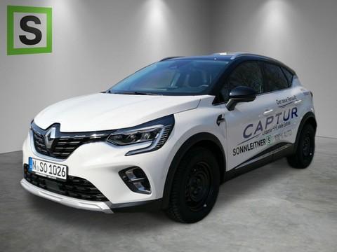 Renault Captur Intens Blue dCi 115 Alu17 3501