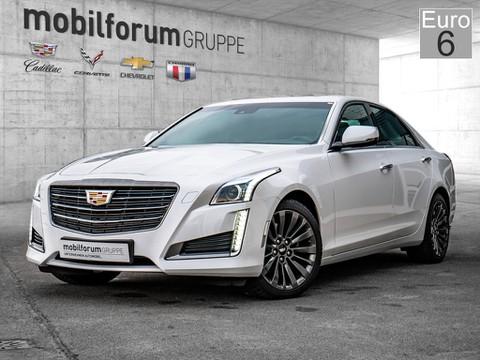 Cadillac CTS 2.9 AWD Carbon Black Ed EFF