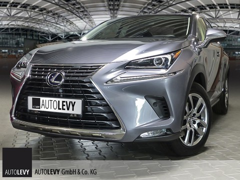 Lexus NX 300 h Launch Edition Premium
