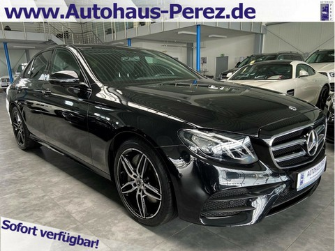 Mercedes-Benz E 350 AMG NIGHT---°