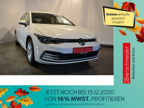 Volkswagen Golf 1.5 TSI 8 Life PRO 5J