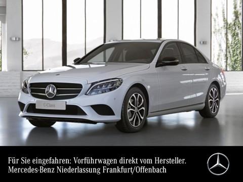 Mercedes-Benz C 200 AVANTG Night Spur
