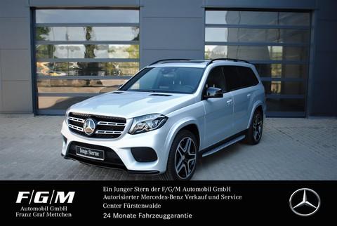 Mercedes-Benz GLS 350 d AMG Com Night Mem H&K