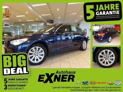 BMW 530 Gran Turismo GT