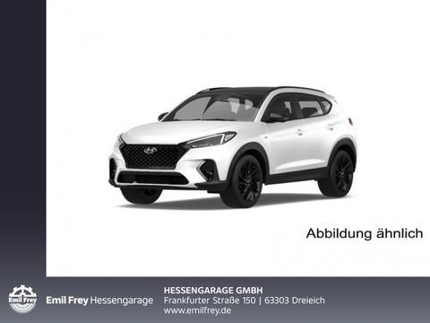 Hyundai Tucson 1.6 T-GDi 48V-Hybrid Select 110ürig