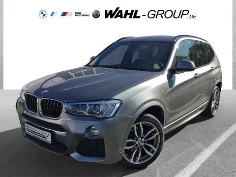 BMW X3 xDrive20d M-Sport |