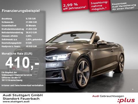 Audi S5 3.0 TFSI qu Cabrio