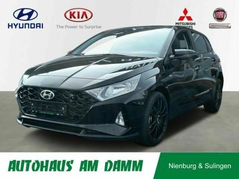Hyundai i20 Black & White Edition 48V