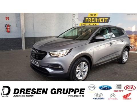 Opel Grandland X 1.2 Edition Turbo (130PS) Parkkontrolle Apple
