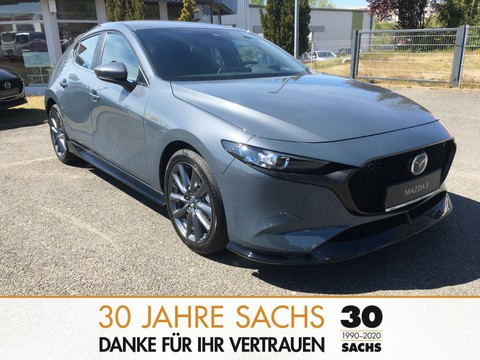 Mazda 3 SELECTION 30 JAHRE SACHS EDITION