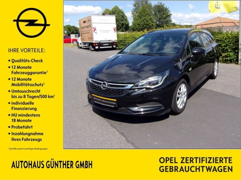 Opel Astra 1.0 Sports Tourer Edition Turbo