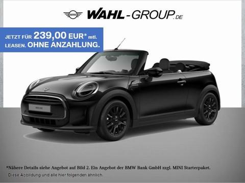 MINI One Cabrio 7.2 Blackyard I UPE 250 EUR