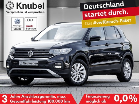 Volkswagen T-Cross 1.0 TSI Life BlindSpot