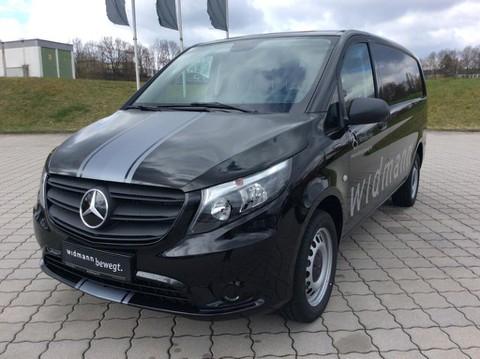 Mercedes-Benz eVito 111 KA L Berganfahrassistent