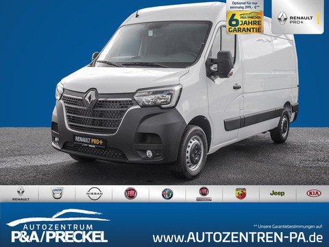 Renault Master Kasten L2H2 dCi 150
