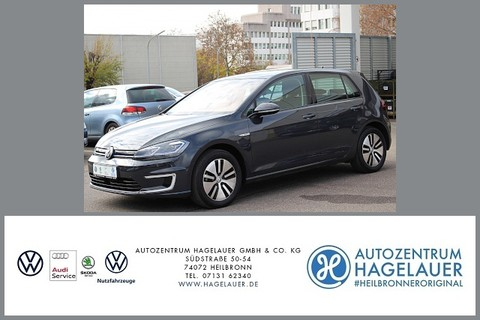 Volkswagen Golf VII e-Golf CCS