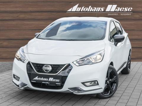 Nissan Micra 1.0 N-Sport EU6d-T Multif Lenkrad
