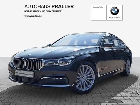BMW 740 d xDrive Limousine Prof Sitzbelüftung