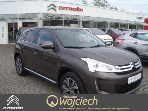 Citroën C4 Aircross BlueHDI150 Exclusive