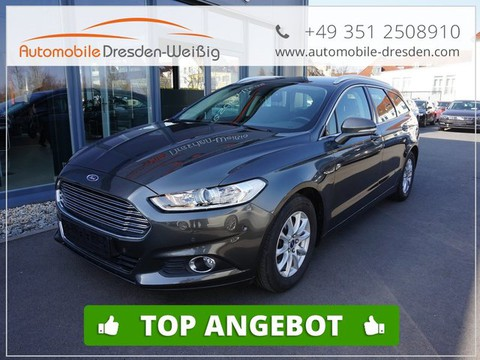 Ford Mondeo 1.5 TDCI beh Lenkrad beh Frontsc