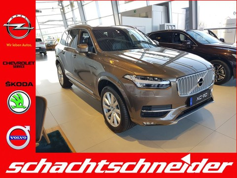 Volvo XC 90 D5 AWD Geartr Inscription Xenium-Pak Winter-Pak