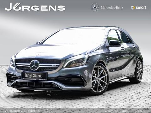 Mercedes A 45 AMG Performance HK Spur