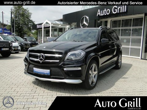 Mercedes GL 63 AMG undefined