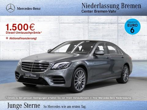 Mercedes S 560 L AMG Line