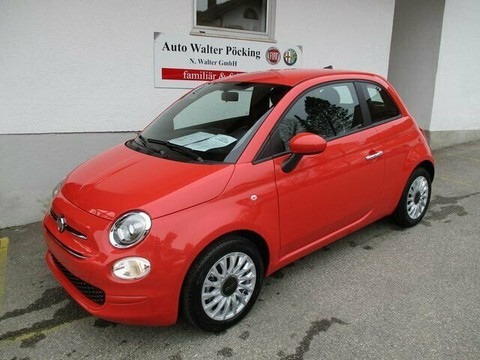 Fiat 500 1.0 Mild Hybrid Lounge Start&Stop (EURO 6d)